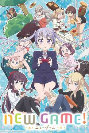 New Game!! - 2ª Temporada Anime Torrent Download