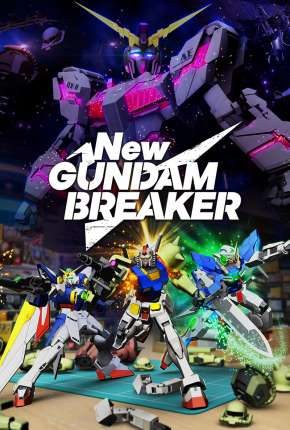 New Gundam Breaker Jogo Torrent Download