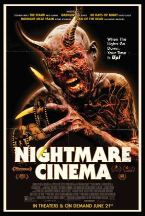 Nightmare Cinema - Legendado Filme Torrent Download