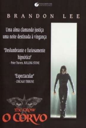 O Corvo DVD-R Filme Torrent Download