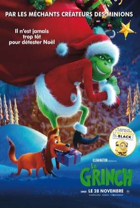 O Grinch - The Grinch BluRay Filme Torrent Download