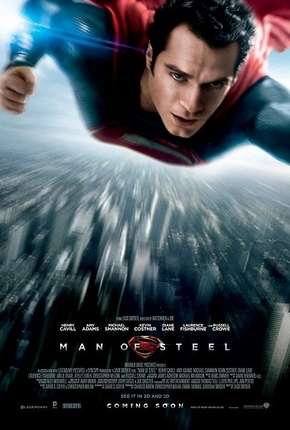 O Homem de Aço - Man of Steel Filme Torrent Download