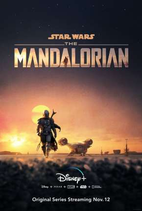 O Mandaloriano - Star Wars 1ª Temporada Série Torrent Download