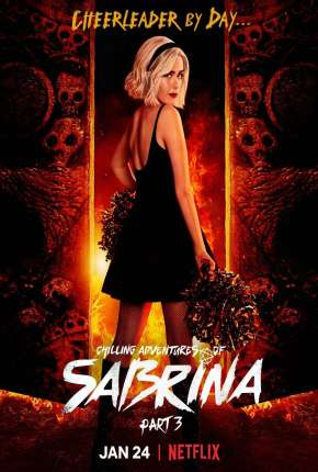 O Mundo Sombrio de Sabrina - 3ª Temporada Completa Série Torrent Download