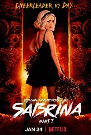 O Mundo Sombrio de Sabrina - 3ª Temporada Série Torrent Download