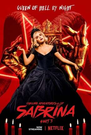 O Mundo Sombrio de Sabrina - Parte 3 - Completa Série Torrent Download