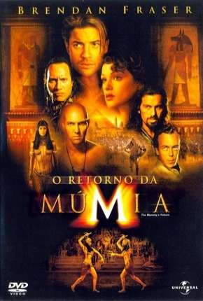 O Retorno da Múmia - DVD-R Filme Torrent Download