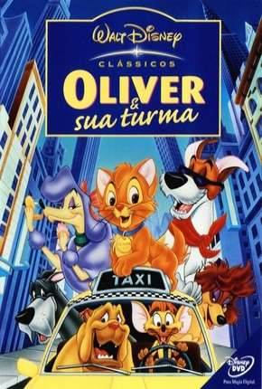 Oliver e Sua Turma - BluRay Filme Torrent Download