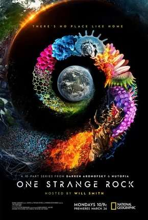 One Strange Rock - Completa - 1ª Temporada Série Torrent Download