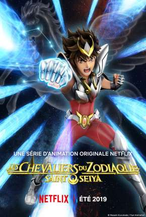 Os Cavaleiros do Zodíaco - 1ª Temporada Netflix Anime Torrent Download