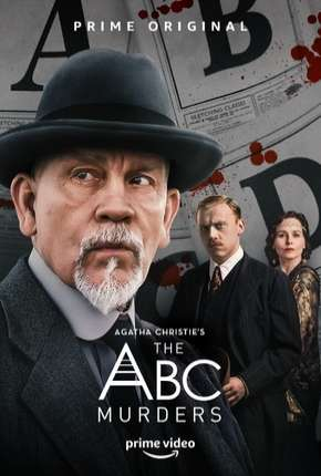Os Crimes ABC - 1ª Temporada Completa Série Torrent Download