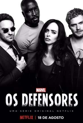 Os Defensores - 1ª Temporada - Completa Série Torrent Download