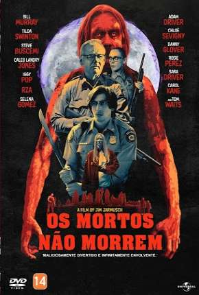 Os Mortos Não Morrem Filme Torrent Download