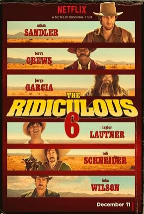 Os Seis Ridículos Filme Torrent Download