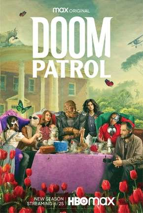 Patrulha do Destino - Doom Patrol 2ª Temporada Legendada Série Torrent Download