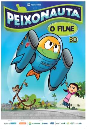 Peixonauta - O Filme HD Filme Torrent Download