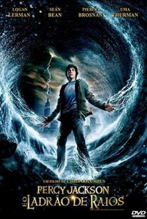 Percy Jackson e o Ladrão de Raios - DVD-R Filme Torrent Download