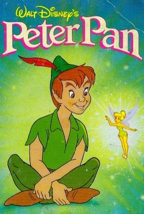 Peter Pan - Animação Filme Torrent Download