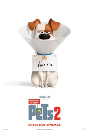 Pets - A Vida Secreta dos Bichos 2 - Legendado Filme Torrent Download