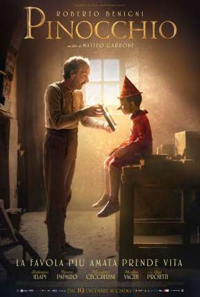 Pinocchio - Legendado Filme Torrent Download