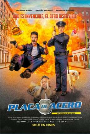 Placa de Acero - Legendado Filme Torrent Download