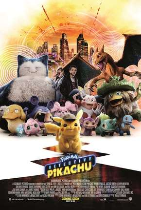 Pokémon - Detetive Pikachu Filme Torrent Download