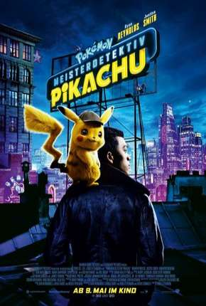 Pokémon - Detetive Pikachu HDRIP Filme Torrent Download