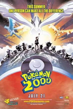 Pokémon - O Filme 2000 Filme Torrent Download