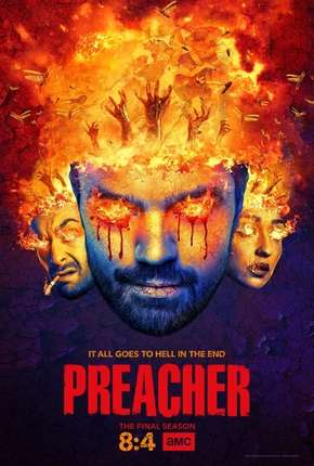 Preacher - 4ª Temporada Completa HD Série Torrent Download