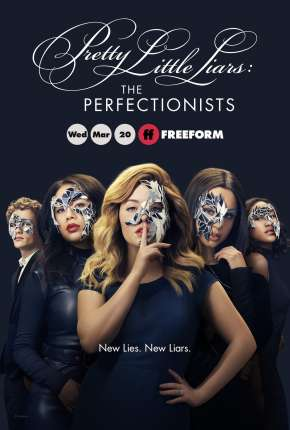 Pretty Little Liars - The Perfectionists 1ª Temporada Série Torrent Download