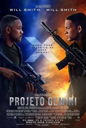 Projeto Gemini - Blu-Ray Filme Torrent Download