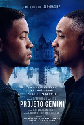 Projeto Gemini - HDRIP Legendado Filme Torrent Download