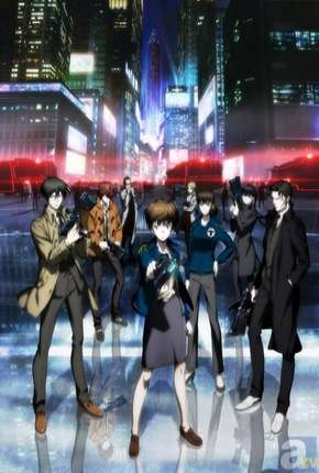 Psycho-Pass - 2ª Temporada Legendada Anime Torrent Download
