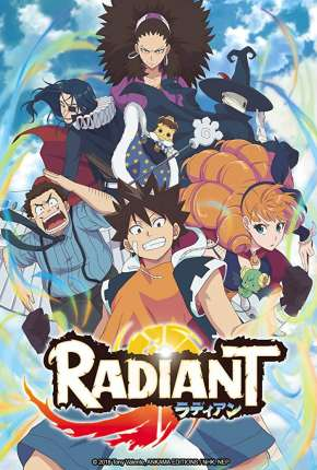 Radiant - Legendado Anime Torrent Download