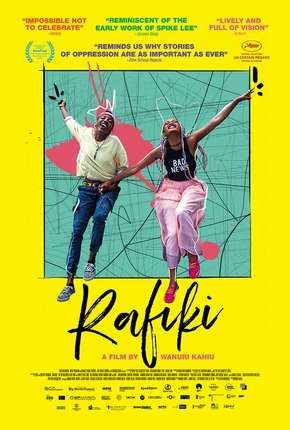 Rafiki - Legendado Filme Torrent Download