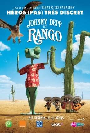 Rango - Versão Estendida BluRay Filme Torrent Download