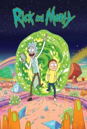Rick and Morty - 1ª Temporada - Completa Desenho Torrent Download
