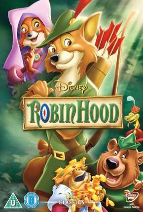 Robin Hood - Animação Filme Torrent Download