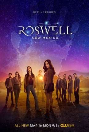 Roswell, New Mexico - 2ª Temporada Legendada Série Torrent Download