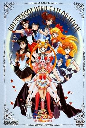 Sailor Moon - A Promessa da Rosa Filme Torrent Download