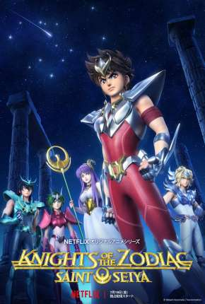 Saint Seiya - Os Cavaleiros do Zodíaco 2ª Temporada Anime Torrent Download
