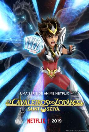 Saint Seiya - Os Cavaleiros do Zodíaco - Legendado Anime Torrent Download