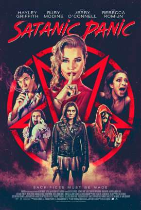 Satanic Panic - Legendado Filme Torrent Download