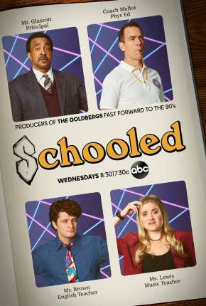 Schooled - 2ª Temporada Legendada Série Torrent Download