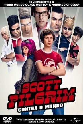 Scott Pilgrim Contra o Mundo Full HD Filme Torrent Download
