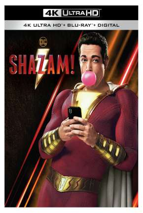 Shazam 4K - Ultra HD Filme Torrent Download