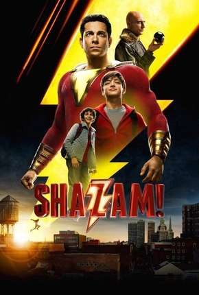 Shazam Ultra HD Filme Torrent Download