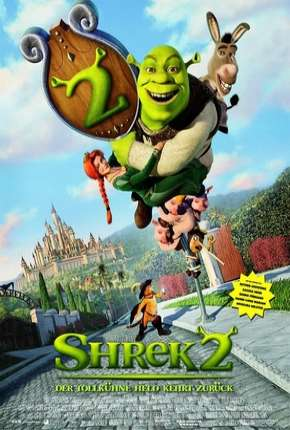 Shrek 2 - IMAX OPEN MATTE Filme Torrent Download