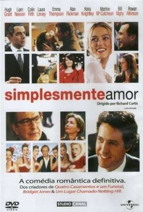 Simplesmente Amor - HD Filme Torrent Download