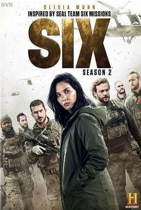 Six - 2ª Temporada Série Torrent Download